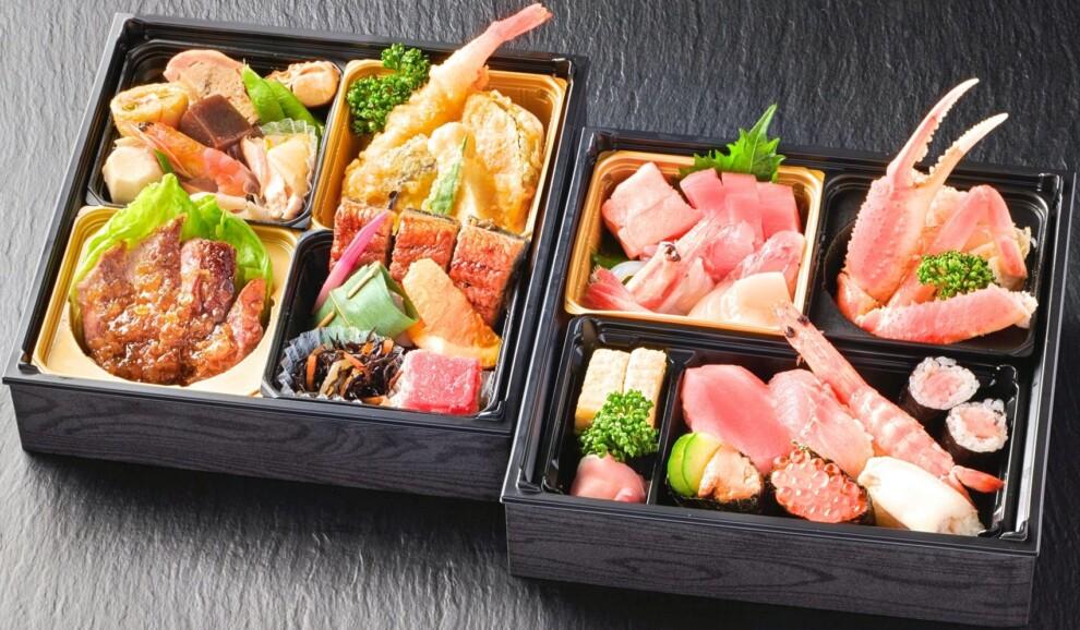 仕出し 弁当 今寿司