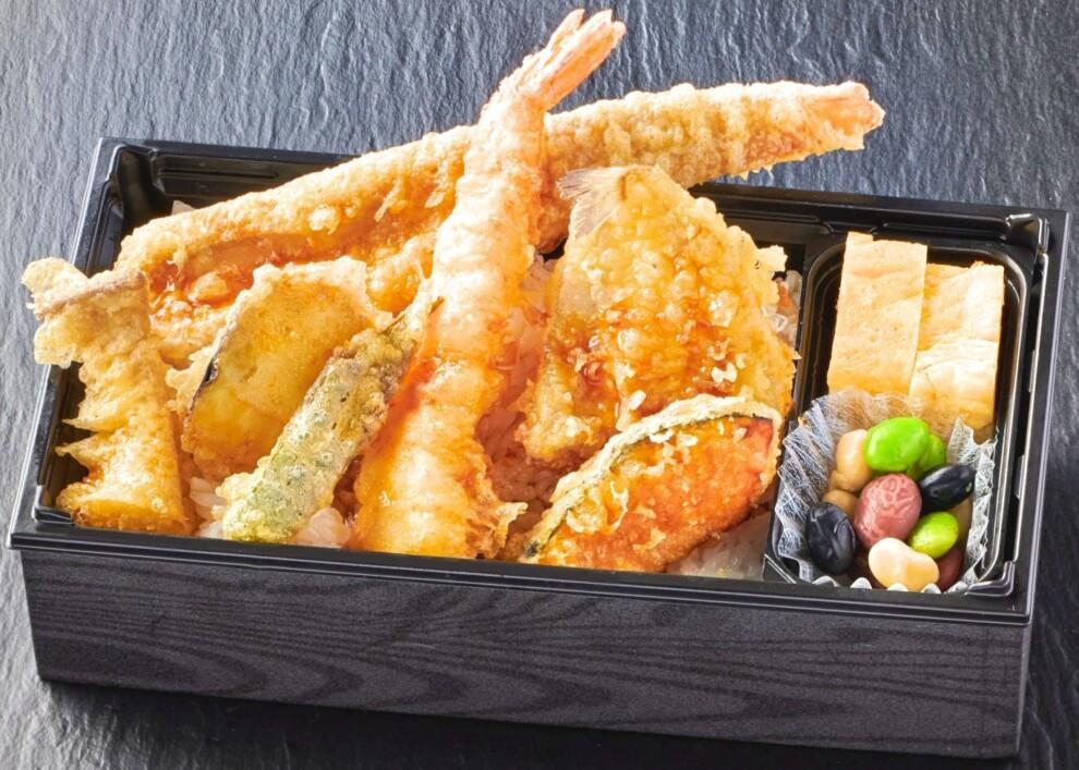 今寿司 仕出し お弁当 雲 天丼